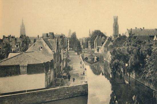 'General view of the Green Quay', c1910-Unknown-Photographic Print