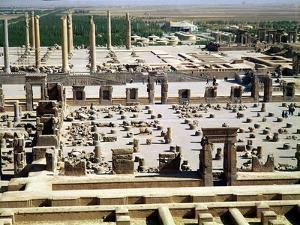 General View of the Palace, Achaemenain Period, 6th-5th Century BC