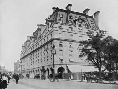 General View of the Ritz Piccadilly