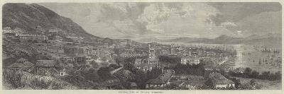 General View of Victoria, Hong-Kong--Giclee Print