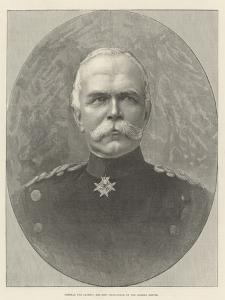 General Von Caprivi, the New Chancellor of the German Empire