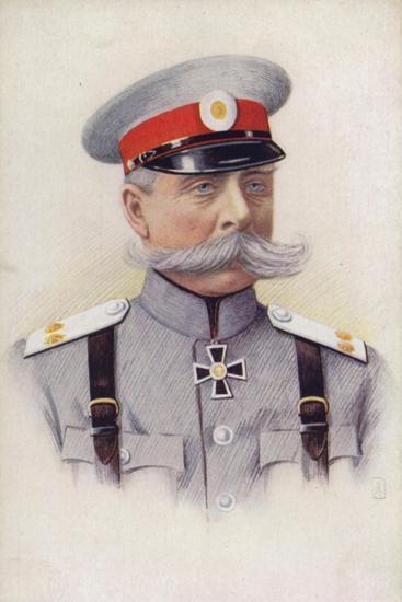 General Von Rennenkampf--Giclee Print