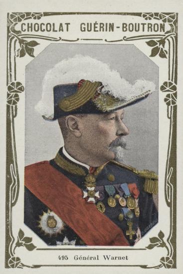 General Warnet--Giclee Print