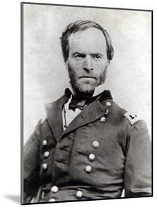 General William Tecumseh Sherman (1820-91)