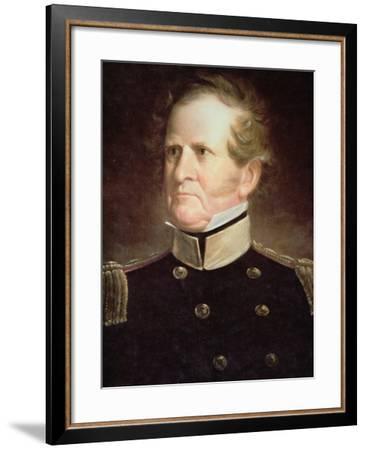 General Winfield Scott--Framed Giclee Print