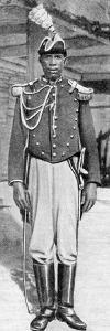 General Zephirin, Haiti, 1922