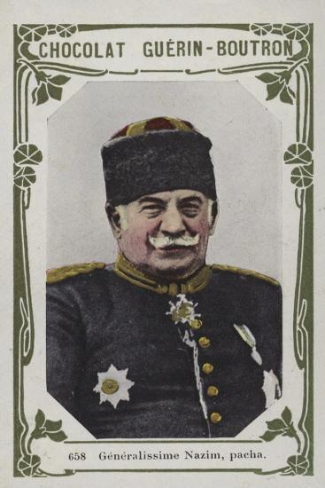 Generalissime Nazim, Pacha--Giclee Print