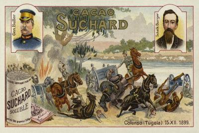 Generals Buller and Burger and the Battle of Colenso, Boer War, 15 December 1899--Giclee Print