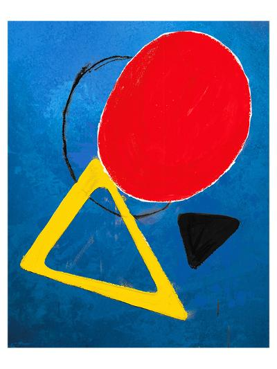 Genesis Form VII-Petro Mikelo-Art Print