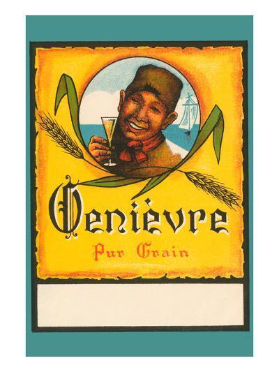 Genievre Pur Grain--Art Print