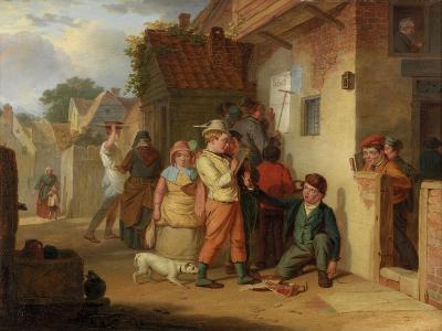 Genius-Thomas Webster-Giclee Print
