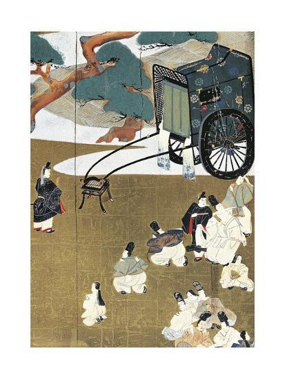 Genji Monogatari--Giclee Print