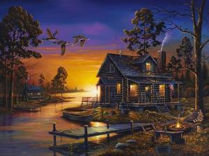 Cozy Retreat by Geno Peoples