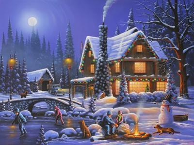 Holiday Spirit by Geno Peoples