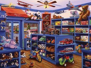 Mary Lee's Toy Store by Geno Peoples
