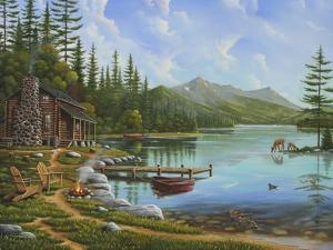 Simple Living by Geno Peoples