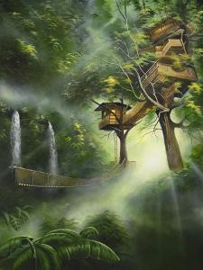 Treehouse by Geno Peoples