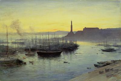 Genoa, 1904-John MacWhirter-Giclee Print