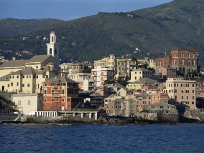 Genova (Genoa), Liguria, Italy-Oliviero Olivieri-Photographic Print