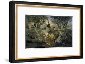 Christ and the Sinner by Genrikh Ippolitovich Semiradski