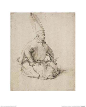 A Turkish Janissary