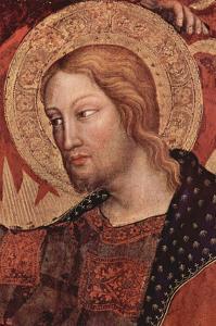 Coronation by Gentile Bellini