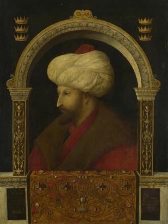 The Sultan Mehmet Ii, 1480