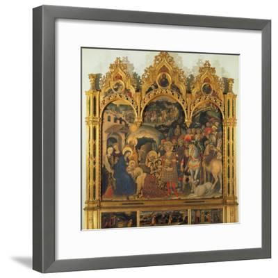 Adoration of the Magi, 1423