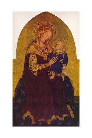 'Madonna and Child', c1420