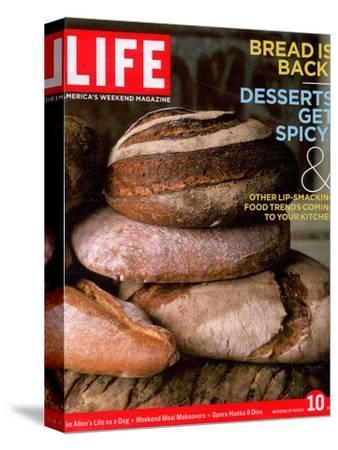 Loaves of Bread, March 10, 2006