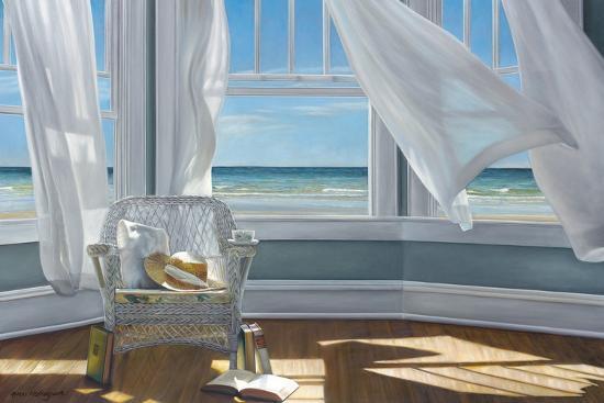 Gentle Reader-Karen Hollingsworth-Premium Giclee Print