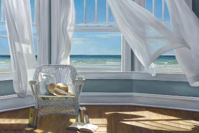 Gentle Reader-Karen Hollingsworth-Art Print