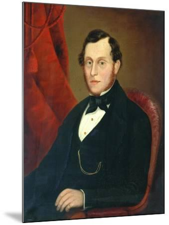 Gentleman of the Cooper Family--Mounted Giclee Print