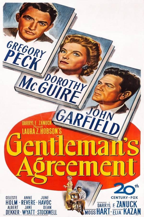Gentlemans Agreement Art Print By Art