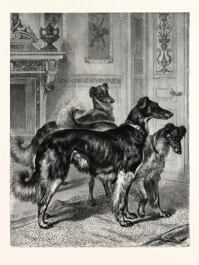 Gentlemen of Leisure--Giclee Print