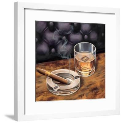 Gentlemen Prefer II-Marco Fabiano-Framed Art Print