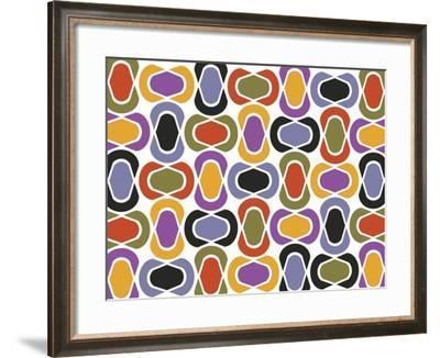 Geo 1 A-Mindy Howard-Framed Giclee Print