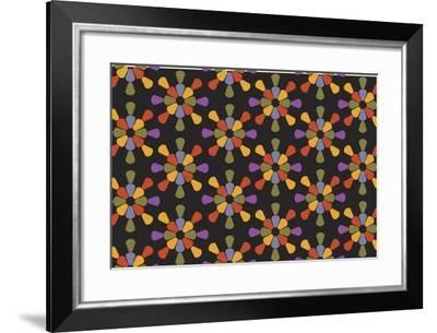 Geo 1 B-Mindy Howard-Framed Giclee Print