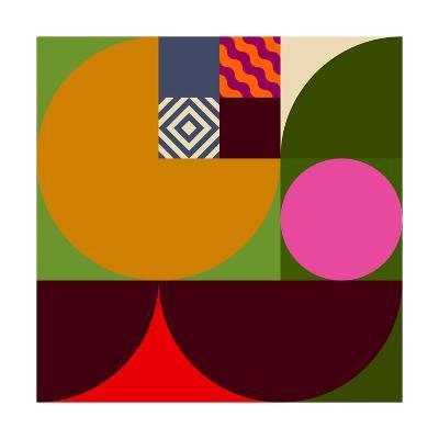 Geo #1-Greg Mably-Giclee Print
