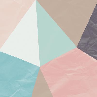 Geo Abstract I-Philip Brown-Art Print