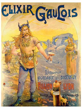 Elixir Gaulois