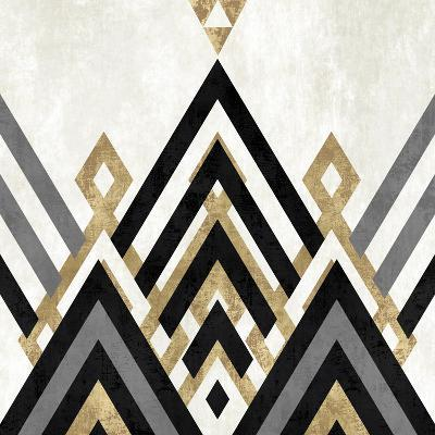 Geo Deco IV-Alan Lambert-Giclee Print