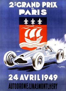 2nd Grand Prix de Paris by Geo Ham