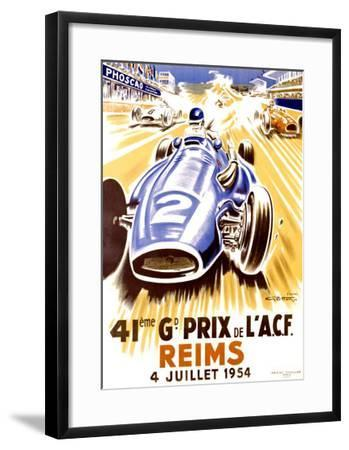 41st Grand Prix of the Automobile Club de France, Reims