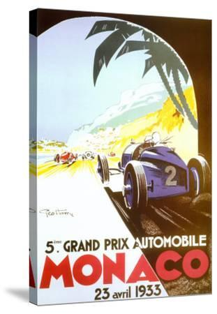 5th Grand Prix Automobile, Monaco, 1933