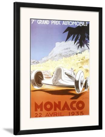 7th Grand Prix Automobile, Monaco, 1935