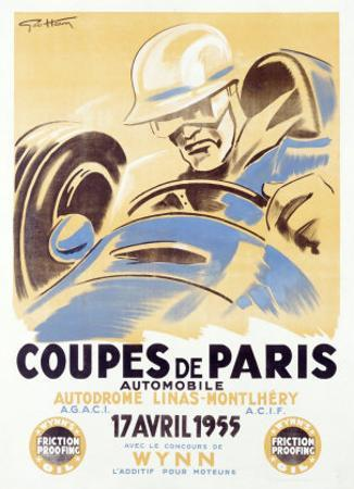 Coupes de Paris by Geo Ham