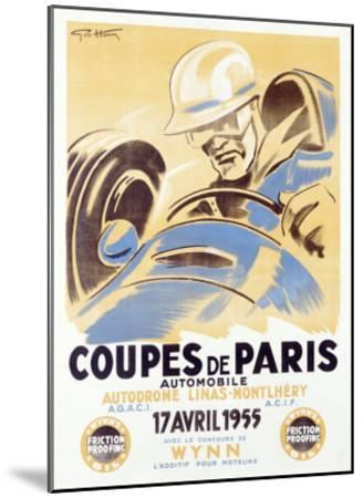 Coupes de Paris by Geo Ham