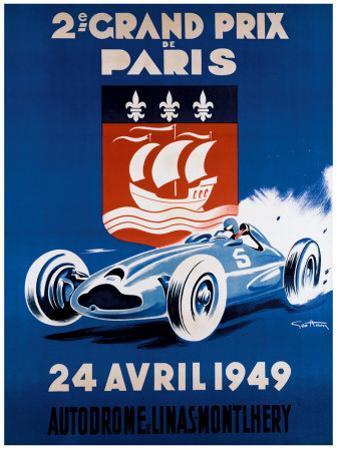 Grand Prix de Paris, 24 Avril 1949
