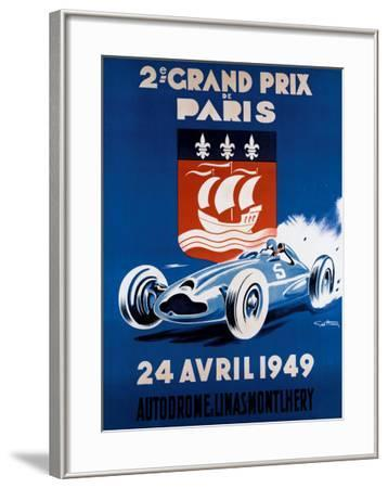Grand Prix de Paris, 24 Avril 1949